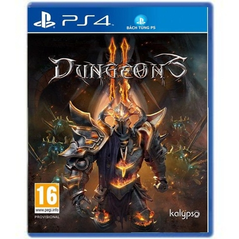 GAME CHO MÁY PS4 DUNGEON 3