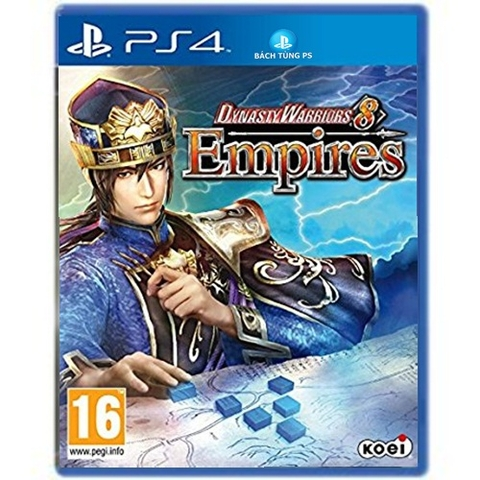 Dynasty Warriors 8 Empires -2nd