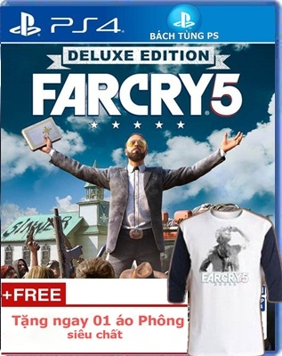 Farcry 5 - Deluxe Edition
