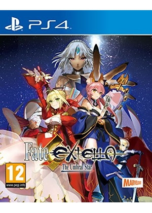 Fate/EXTELLA: The Umbral Star  Ps4 -2nd