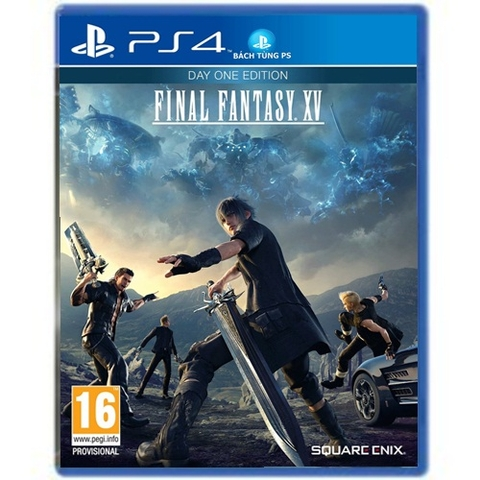FINAL FANTASY XV DAY ONE EDITION (EU)