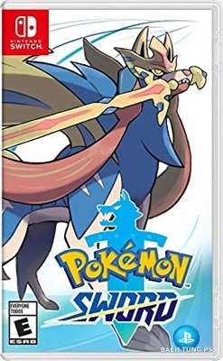 Game Nintedo Switch Pokemon Sword New
