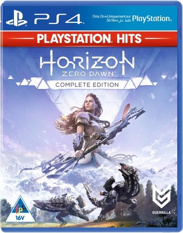Horizon Zero Dawn Complete Edition Ps4  - Nguyên seal