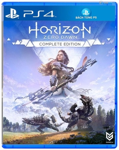 Horizon Zero Dawn Complete Edition Ps4 2nd