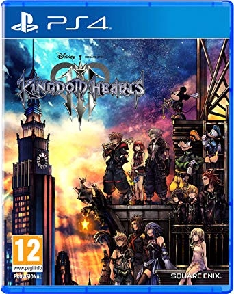 Kingdom Heart III_Ps4
