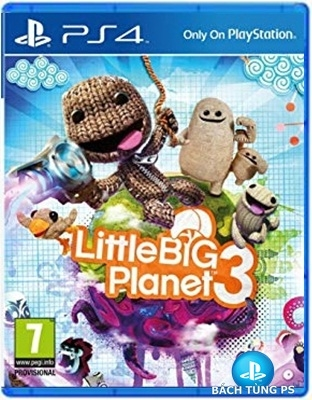 LittleBig Planet 3 PS4