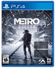 METRO EXODUS PS4 -2nd