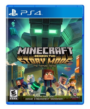 Minecraft Story Mode Season 2 Ps4