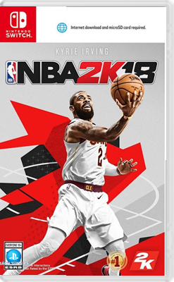NBA2k 18 Nintendo Switch