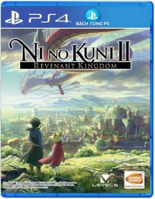 Nino Kuni II: Revenant Kingdom Ps4