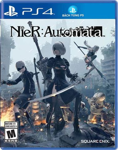 NIER AUTOMATA ONE DAY EDITION (US)