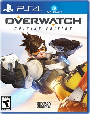 Game PS4 Overwatch Game of The Year Edition 2nd