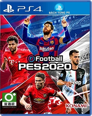 Game Pes 2020 ps4 2nd