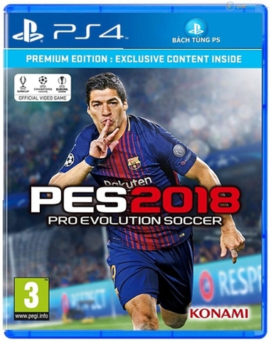 Pes 2018 Ps4 -2nd