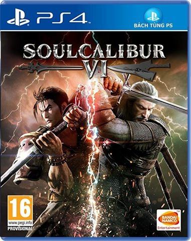 SoulCalibur 6 Ps4  -2nd