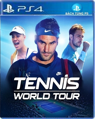 Tennis World Tour Ps4-2nd