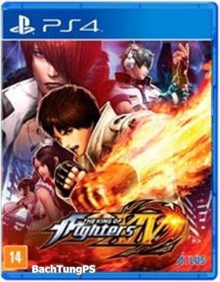 The King Of Fighter XIV
