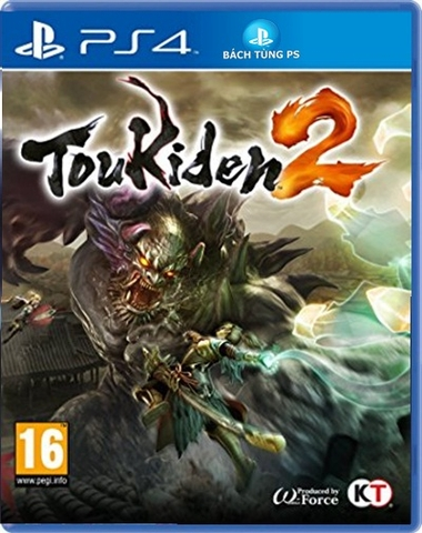 Toukiden 2  Ps4 -2nd