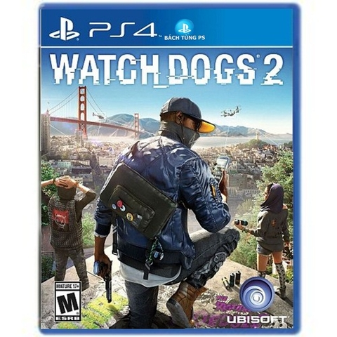 Watch Dogs 2 PS4 -2nd