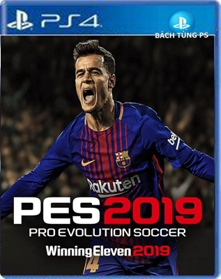 Pes 2019 -Winning Eleven Soccer 2019 PS4(  Asia)