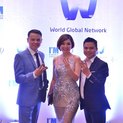 Quay video & chụp ảnh tiệc Gala Dinner của World Global Network