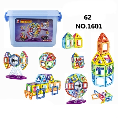 Ghép hình magic 62PCS