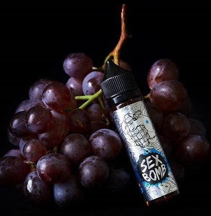 Grape Juice Vape NHO NGỌT Malay