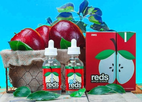 REDS ICED APPLE 7 DAZE 60ML