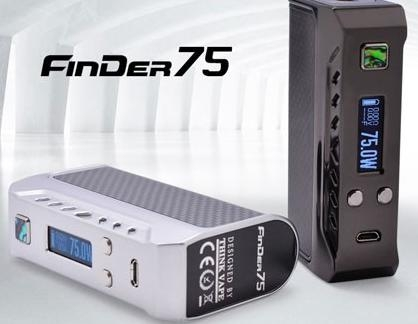 THINK VAPE FINDER DNA75C
