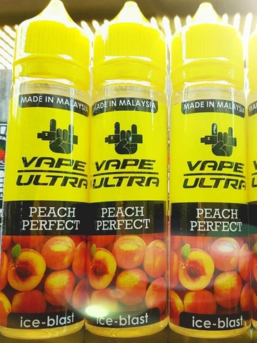 Candy Peach Juice Vape KẸO ĐÀO 60ML MALAY