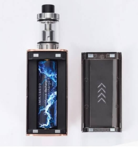 GT100W Box Mod With GT Tank