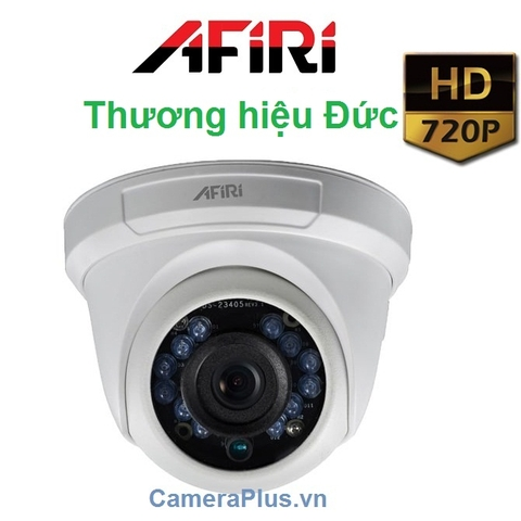 CAMERA AFIRI HD 1MP HDA-D111PT VỎ NHỰA
