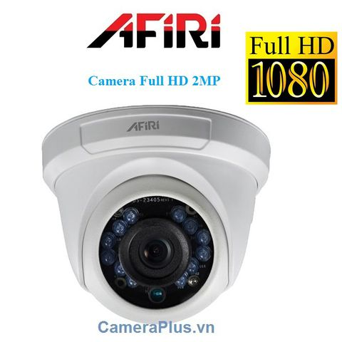 CAMERA AFIRI HD 2MP HDA-D201M VỎ KIM LOẠI