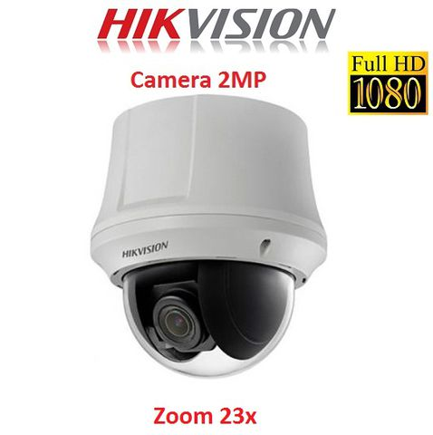 CAMERA HIKVISION 2MP DS-2AE4223T-A3 SPEED DOME, ZOOM 23X
