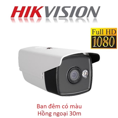 CAMERA HIKVISION 2MP DS-2CE16D0T-WL3
