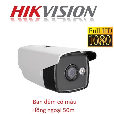 CAMERA HIKVISION 2MP DS-2CE16D0T-WL5