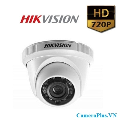 CAMERA HIKVISON 1MP DS-2CE56C0T-IR VỎ SẮT