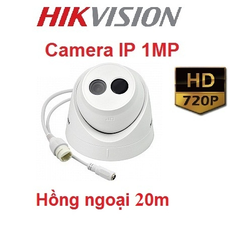 CAMERA IP HIKVISION 1MP DS-2CD1301D-I