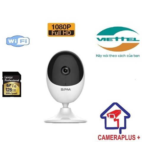 CAMERA WIFI VIETTEL 1MP SP-HW-1201