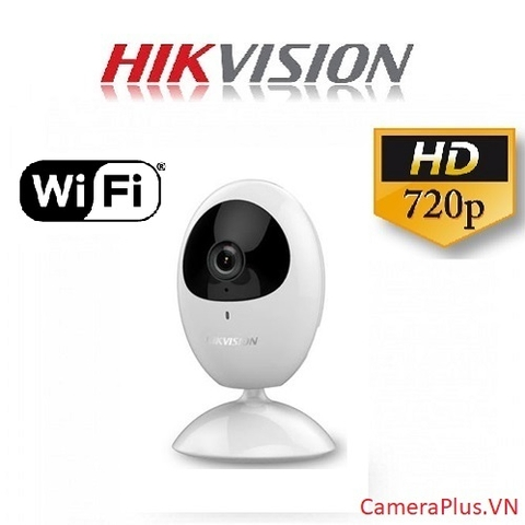 CAMERA WIFI HIKVISION 1MP DS-2CV2U01EFD-IW