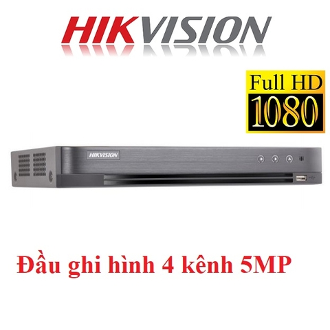ĐẦU 4 HIKVISION FULL HD 5MP DS-7204HUHI-K1