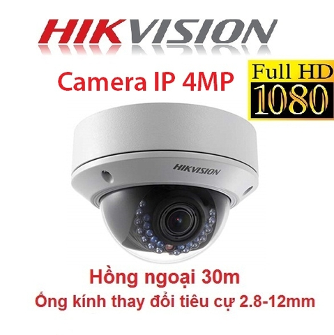 CAMERA IP HIKVISION 4MP DS-2CD2742FWD-I