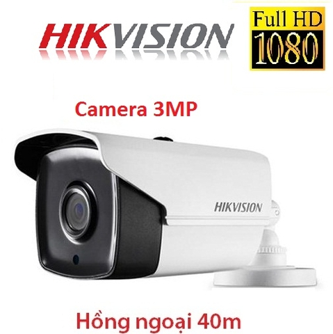 CAMERA HIKVISION 3MP DS-2CE16F1T-IT3 GIÁ RẺ