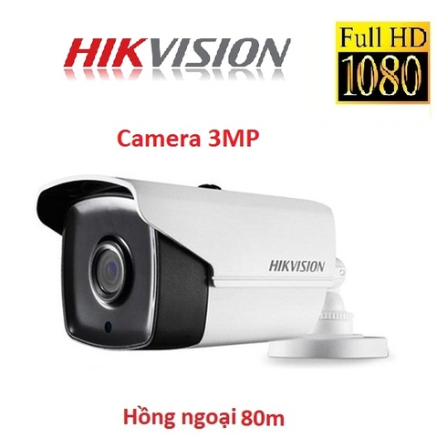 CAMERA HIKVISION 3MP DS-2CE16F1T-IT5 GIÁ RẺ