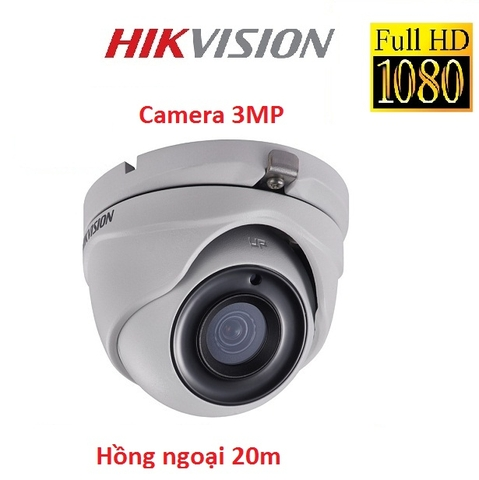 CAMERA HIKVISION 3MP DS-2CE56F1T-IT GIÁ RẺ