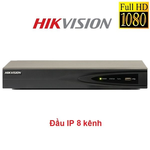 ĐẦU 8 IP HIKVISION 2MP DS-7608NI-E2