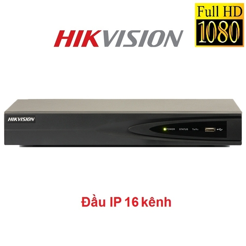 ĐẦU 16 IP HIKVISION 2MP DS-7616NI-E1