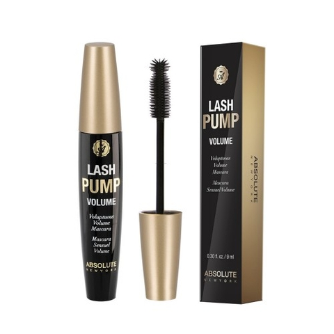 Mascara Dày Mi Lâu Trôi Absolute New York Lash Pump Volume ALM01