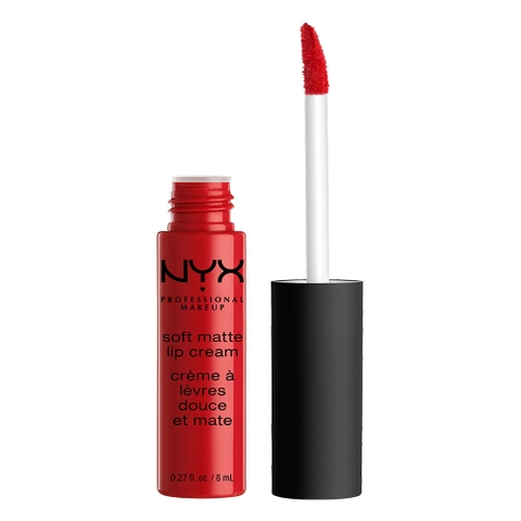 Son kem NYX Soft Matte Lip Cream