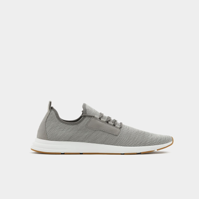 PULL$BEAR GREY MESH SOCK SNEAKERS - 3311312 SALE UP TO 64%